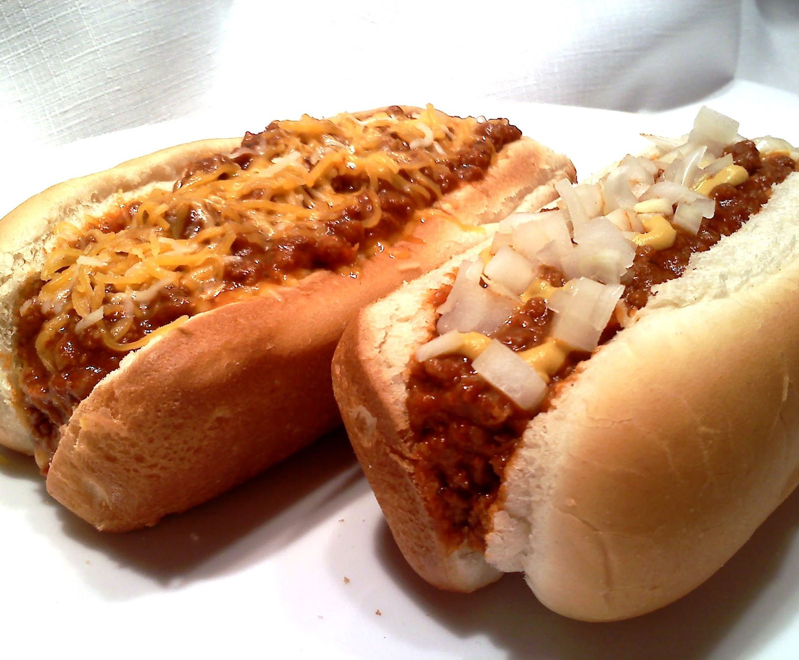 chilli-dogs