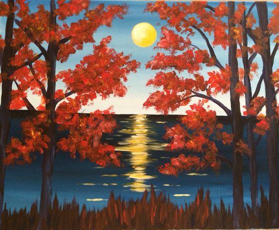 fall-lake-sunset