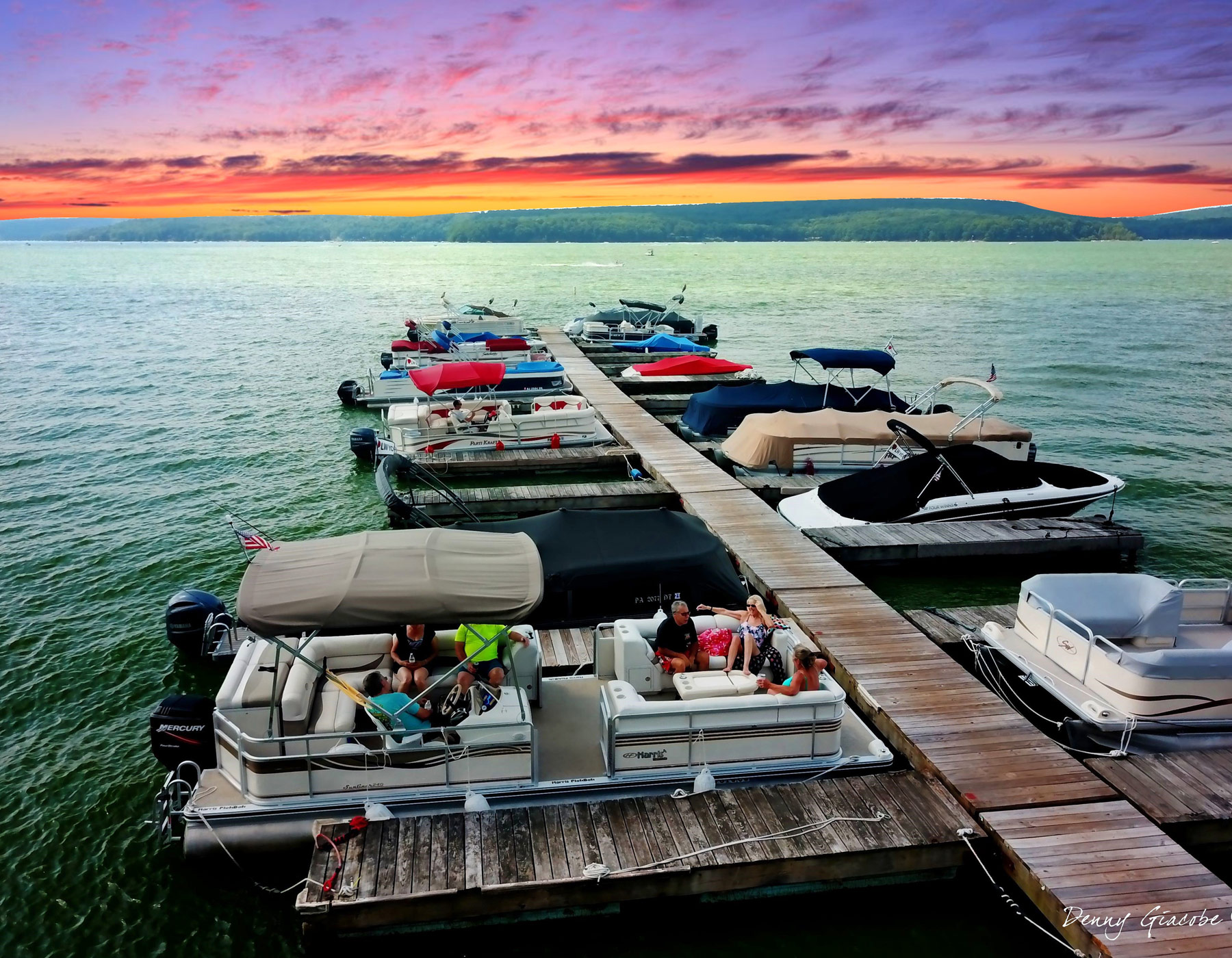 LWYC docks